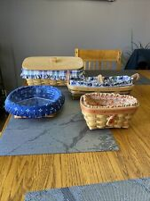 New Listinglongaberger baskets decorative collectibles