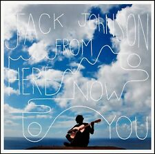 JACK JOHNSON - FROM HERE TO NOW TO YOU CD *NEW*