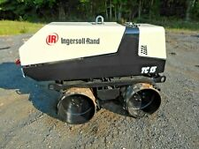 Ingersoll Rand Tc 13 Trench Compactor Diesel Engine Wireless Remote Control