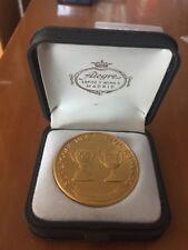 commemorative medal to spain - SuperCup Real Madrid Vs Barcelona 1997:98