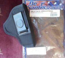 "Desantis N87 IWB Nylon Holster S&W J Frame Revolvers 2"" 36,60 Black Ambidex C983"