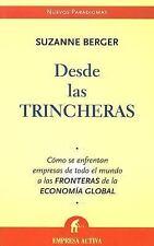 Desde Las Trincheras How We Compete: Como se Enfrentan Empresas de Todo el Mundo