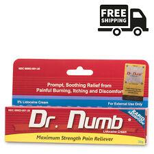 Dr. Numb - numbing gel - Original - Canada - 30g