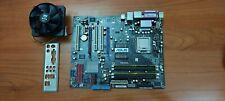 Scheda Madre ASUS P5 WD2 + dissipatore + CPU + 6 Gb. di Ram
