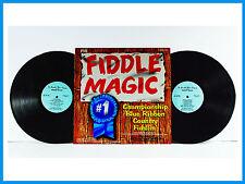 Fiddle Magic Championship Blue Ribbon Country Fiddlin' Record #32