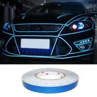 Reflective Sticker Tape Car Truck Body Stripe Self Adhesive Decal 1CM x 5M.UK