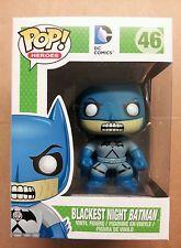 Dc Super Heroes # 46 Negro Noche Batman Pop! Figura De Vinilo En Stock