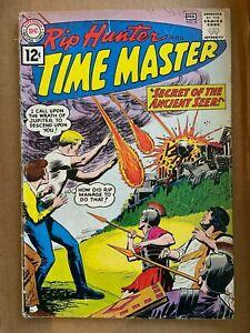 Rip Hunter Time Master #6 Comic Book