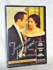 Forbidden Hollywood Collection, Vol 4 (DVD, 2012) William Powell Kay Francis NEW