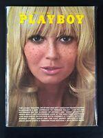 Playboy, magazine, Aug, 1969, Debbie Hopper, Vargas
