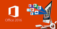 Microsoft Office 2016: Home & Business - Mac - Full Suite! No Expiry! Updatable!