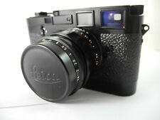 LEICA MP-3 MP3 BLACK PAINT SET  w/ 50mm f/1.4 ASPH + Leicavit NEW  IN BOX MP M3