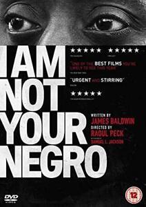 I Am Not Your Negro [DVD][Region 2]