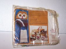 "NIP The Creative Circle kit 1912 Pretty Parcels four 4"" X 6"" designs 1983"