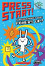 Super Rabbit Boy Powers Up! (Branches Early Chapter Books) by Thomas Flintham.