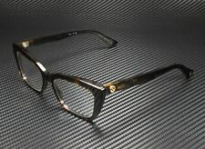 Gucci Gg0165O 002 Cat Eye Havana Demo Lens 51 mm Women's Eyeglasses