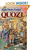 Quozl by Foster, Alan Dean Hardback Book The Fast Free Shipping