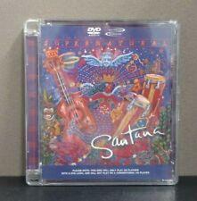Santana ~ Supernatural      (DVD Audio)     LIKE NEW