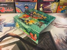 X1 Pokemon Booster Box Plastic Case Protective Box for E-Series & EX Display
