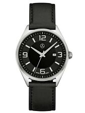 ori Mercedes Benz Herren Uhr Armbanduhr Basic Kalbsleder by Swiss made ® NEU TOP