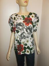 Ladies Next floral daisy top blouse size 10 UK 38 Eur new BNWT