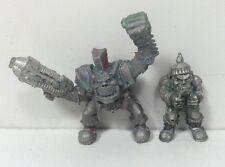 Warhammer 40k Rogue Trader  Metal Space Ork Warbike Nob and Grot Driver Lot
