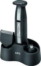 AEG Haartrimmer: Haarschneider/Bartschneider+Rasierer+Ohr-/Nasenhaarschneider