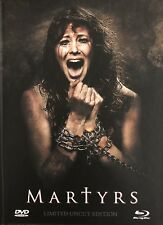 MARTYRS - Remake 2015, Blu Ray & DVD Mediabook, NEW !!! Picture in 2398p !!!