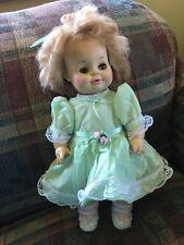 """Vintage Horsman Girl Doll 15"""""""