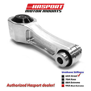Hasport Rear Engine Mount 2016-2020 for Honda Civic 1.5L 2.0L FCRR-62A