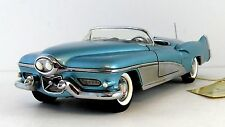 1951 Buick Lesabre Convertible Concept Show Car Franklin Mint 1:24 Scale