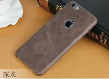 USAMS BOB Series Soft Leather Back Case Cover For Apple iPhone 6 Plus 6S Plus