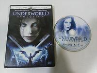 UNDERWORLD EVOLUTION DVD + EXTRAS KATE BECKINSALE ENGLISH FRANCAIS REGION 1 - AM