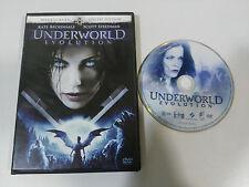 UNDERWORLD EVOLUTION DVD + EXTRA KATE BECKINSALE ENGLISH REGIONE DI FRANÇAIS 1