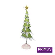 Primus Metal Christmas Tree Ornament with LED Lights Xmas Decoration 61cm Tall