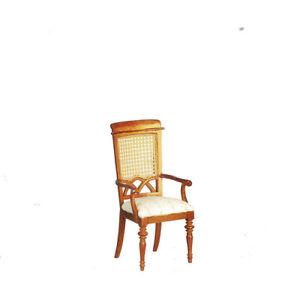 JBM Berger French Arm Chair in Walnut