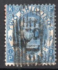 QV SG118 2/- BLUE
