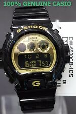 DW-6900CB-1D Gold Black Casio Watches G-shock 200M WR Resin Band Digital 200m