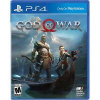 God of War PS4 [Factory Refurbished]