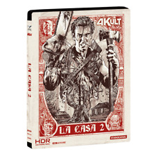 La Casa 2 (blu-ray 4k Blu-ray Card) Eagle Pictures