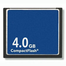 4GB CompactFlash I Camera Memory Card