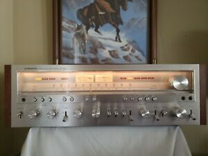 Vintage PIONEER SX-1250 Receiver. Excellent condition, working well!
