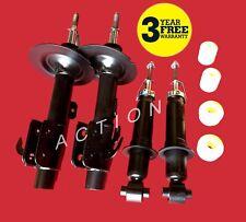 2 Front Struts + 2 Rear Nissan Pulsar N16 Q ST 7/01-12/05 GT Gas Shock Absorbers