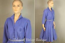 RETRO Vtg 50s Style WILLI of California Full Circle Skirt Rockabilly Dress 8