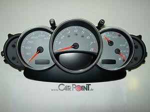 Estate Instrument Porsche Boxster S 986 3,2 Graffiti 98664198090 C53