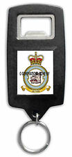 ROYAL AIR FORCE 501 COUNTY OF GLOUCESTER SQUADRON BOTTLE OPENER KEY RING