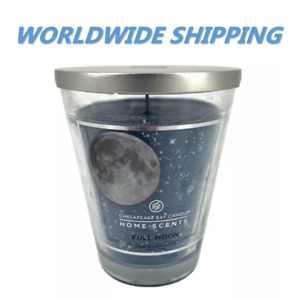 Chesapeake Bay Full Moon Scent Home Candle 11.5 Oz WORLDWIDE SHIPPING
