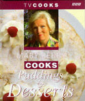 Mary Berry Cooks Puddings and Desserts (TV Cooks), Berry, Mary | Hardcover Book