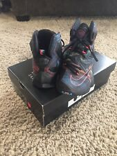 Lebron 13 With Box Size 8 Good Condition