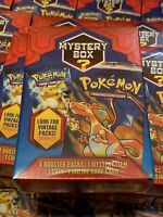 Pokemon Card Mystery Box New Vintage Packs Seeded 1:5 Walgreens - NEW UNWEIGHED